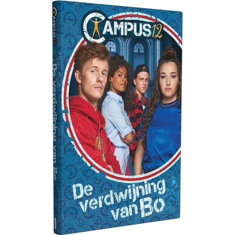 Campus 12 Boek - De verdwijning van Bo