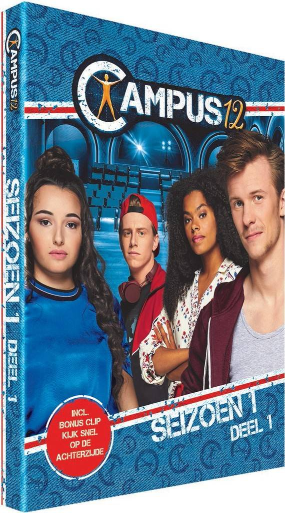 Campus 12 2-DVD box - Campus 12 S01D01