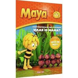 Stickerboek Maya