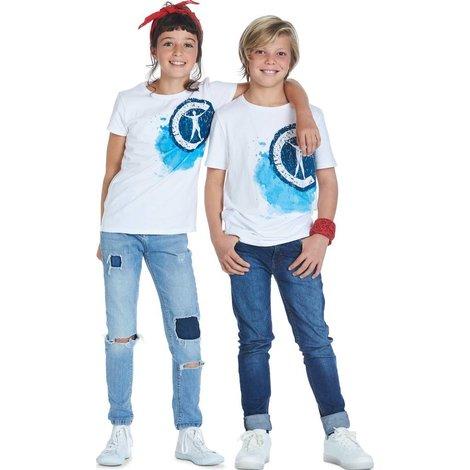T-shirt en bandana jongens Campus 12