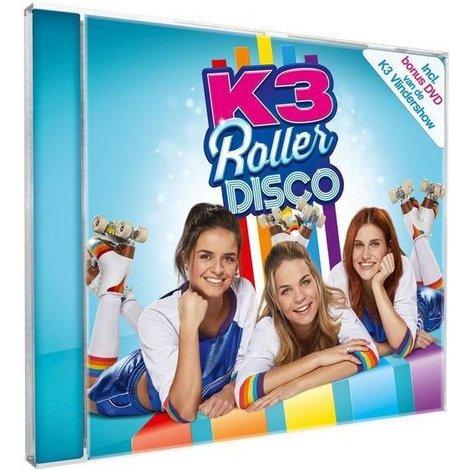 K3 CD - Roller Disco