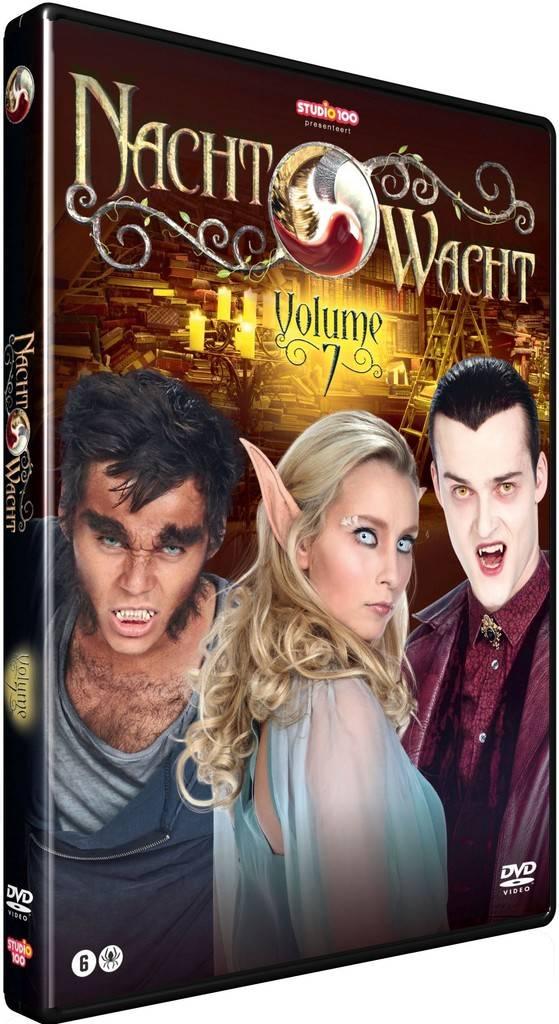 Dvd Nachtwacht: Nachtwacht vol. 7