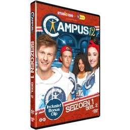 Dvd box Campus 12: Campus 12 S01D02