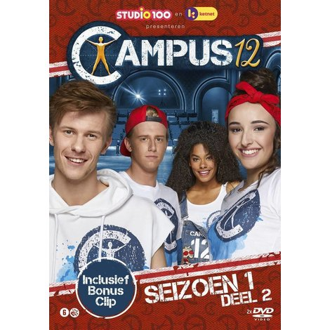 Campus 12 2-DVD box - Campus 12 S01D02