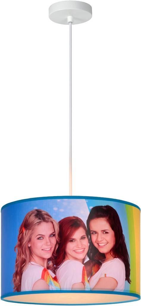 Hanglamp K3 regenboog: 30x20 cm