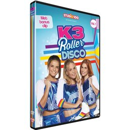 Dvd K3: Rollerdisco vol. 1