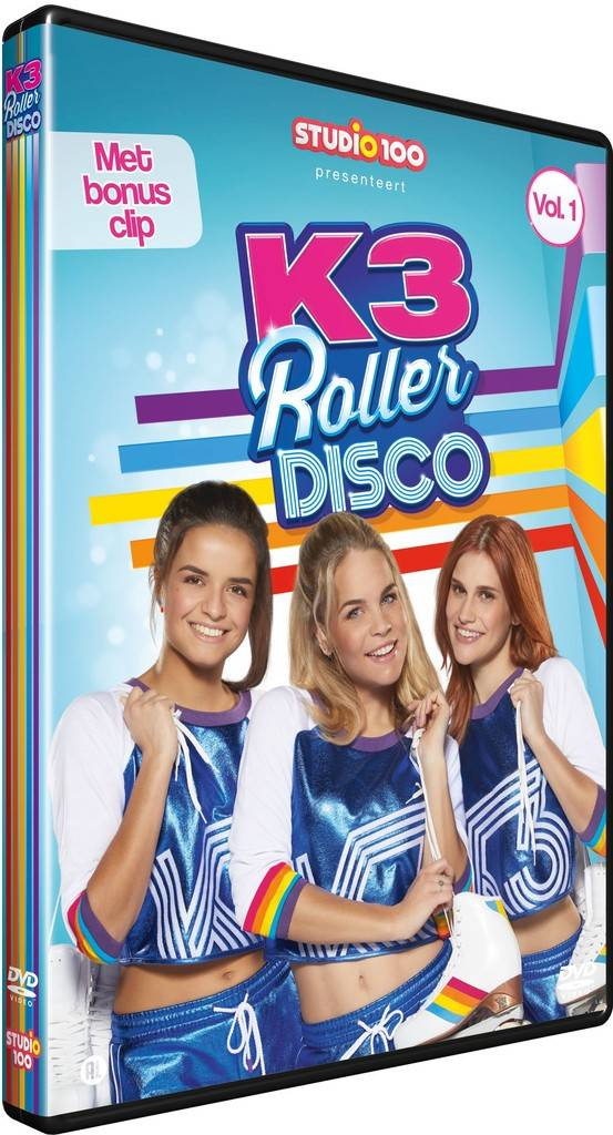 K3 DVD - Rollerdisco vol.1