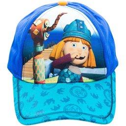 Vic le Viking Casquette - Bleu