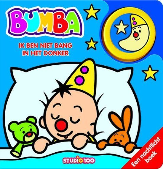 Boek Bumba: boek met licht