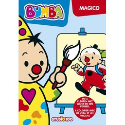 Kleurboek Bumba Magico