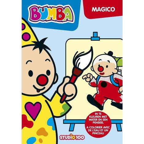 Kleurboek Bumba: Magico