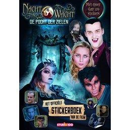 Stickerboek Nachtwacht Poort der zielen