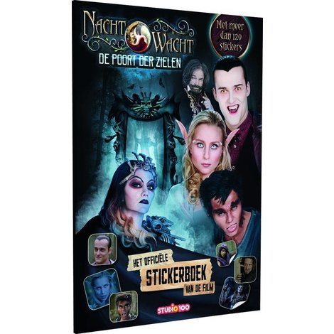 Stickerboek Nachtwacht: Poort der zielen