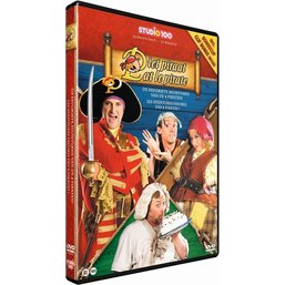 Pat le pirate DVD - Les aventures favoris des pirates