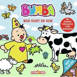 Bumba Boek - Boe doet de koe