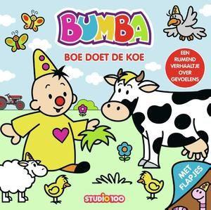 Boek Bumba: Boe doet de koe