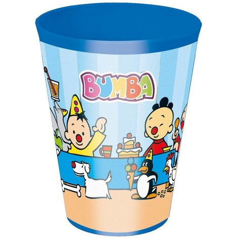 Beker frosted Bumba