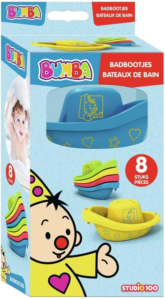 Bumba Badbootjes - 8 stuks