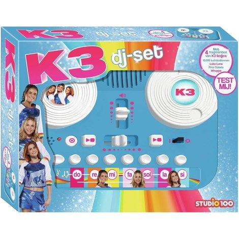 DJ set K3