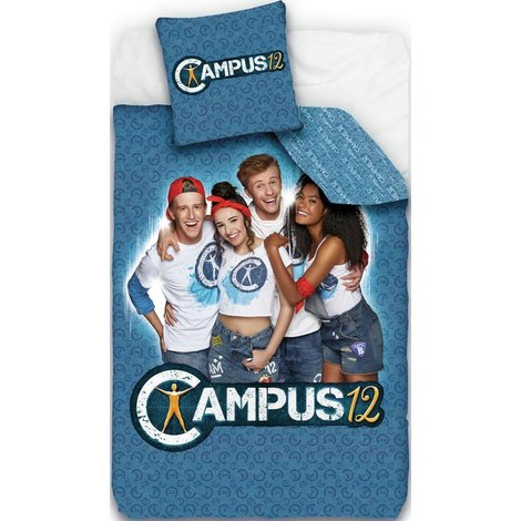 Campus 12 : housse de couette (140x200cm)