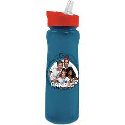Campus 12 Drinkfles - Blauw