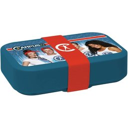 Campus 12 Lunchbox - Blauw