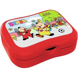 Lunchbox Bumba rood