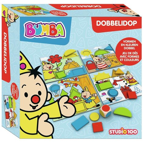 Bumba : jeu - Dobbelidop