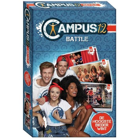 Battle Campus 12: kaartspel