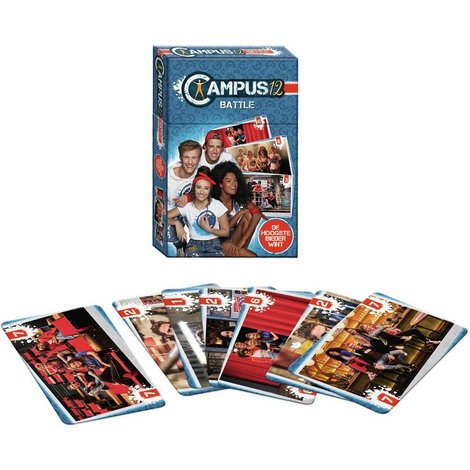 Campus 12 : jeu de cartes - Battle