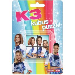K3 Puzzel - Kubus