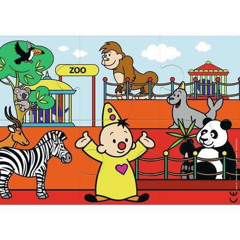 Bumba : puzzle - le Zoo - 6 pcs
