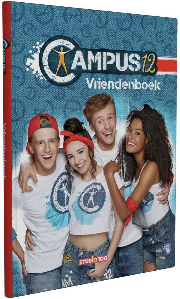 Campus 12 Vriendenboek