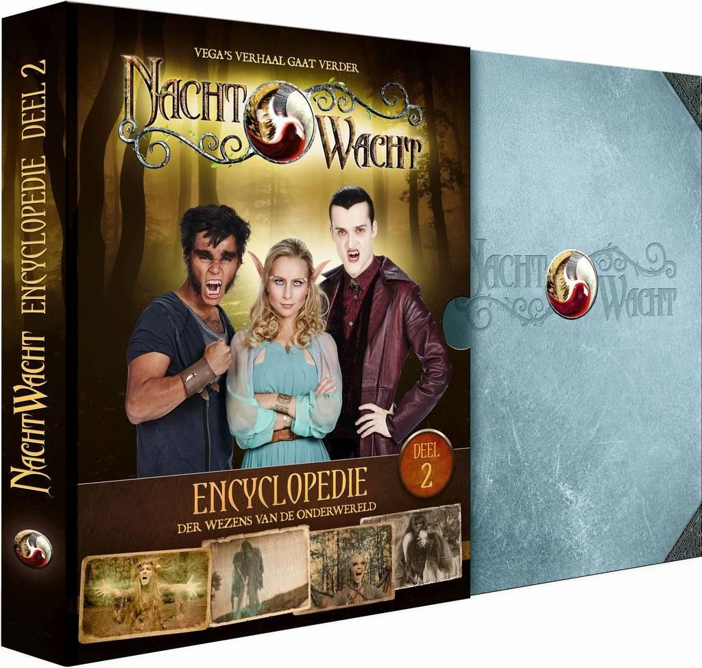 Nachtwacht Boek - Encyclopedie deel 2