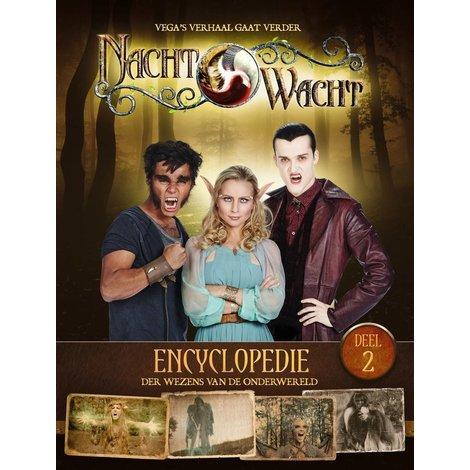 Boek Nachtwacht: Encyclopedie deel 2
