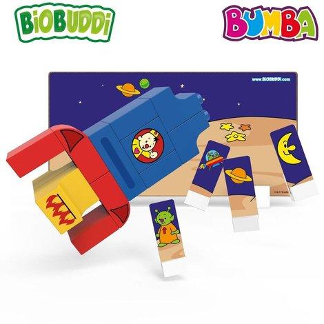 Bumba in de ruimte BiOBUDDi