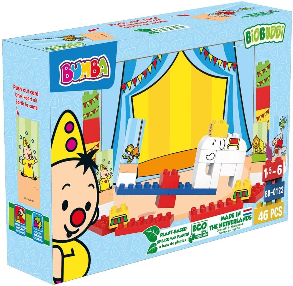 Bumba circus BiOBUDDi