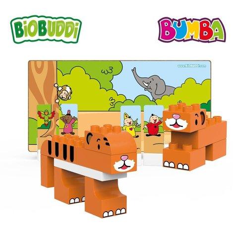 Bumba en de wilde dieren BiOBUDDi