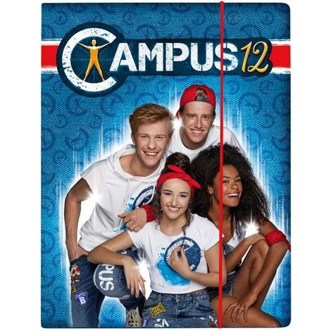 Elastomap Campus 12 A4