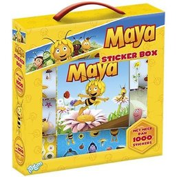 Sticker box Maya ToTum: 1000+ stickers