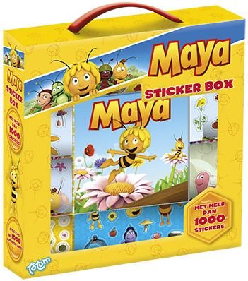 Sticker box Maya ToTum 1000+ stickers