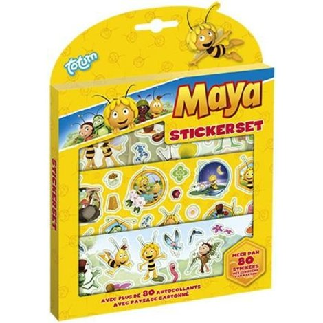 Sticker set Maya ToTum 80+ stickers