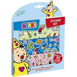 Sticker set Bumba ToTum 90+ stickers