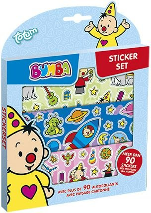 Sticker set Bumba ToTum: 90+ stickers