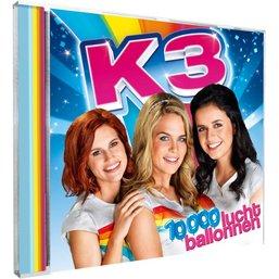 K3 CD - 10.000 luchtballonnen