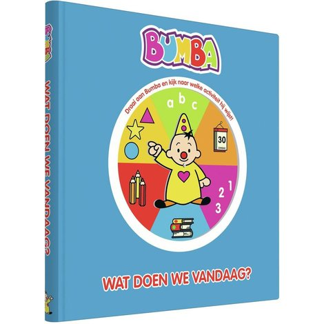 Boek Bumba interactief Wat doen we