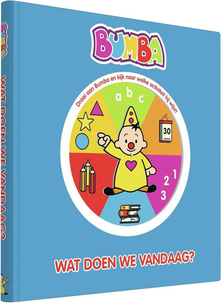 Boek Bumba interactief: Wat doen we