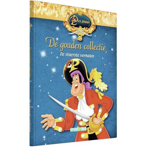 Boek Piet Piraat: stoerste verhalen
