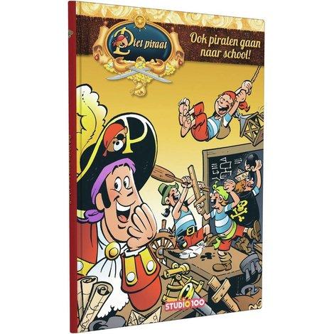 Boek Piet Piraat de piratenschool