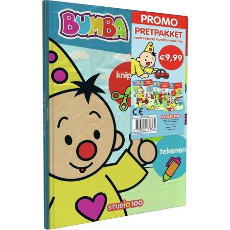 Pretpakket Bumba: 3 doeboeken
